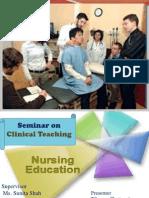 Clinical Teaching Seminar