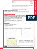 CK-12 Flexbooks on Bivariate Data