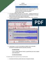 U.D. 4 Sonido Digital- Audacity