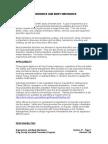 Section 27 Ergonomics and Body Mechanics