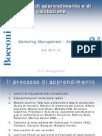 20216 - Processo Apprendimento e Valutazione