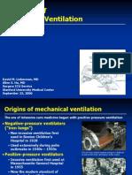 Mechanical Ventilation Handout - Allenho