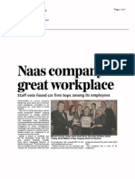 Naas Company Great Workplace
