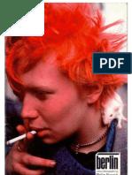 Berlin catalogue - color photographs