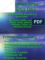 Leeds Met - National Save Energy Day Pp