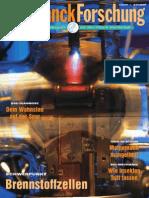 MaxPlank Forschung Ausgabe 1