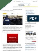 Affaire de l'IGS _ un policier accuse ses supérieurs de faux - LeMonde.fr