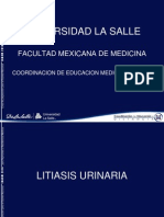 LITIASIS PROSTATA HPB