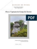 Flora e Vegetacao Granja Dos Serroes