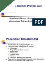 Komunikasi Dktr-profesi Lain (1)