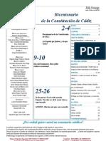 Semanario Católico Alfa y Omega. nº 777. 15 Marzo 2012