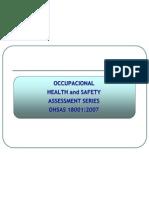OHSAS 180012007