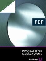 Catalogo Tabela Chapa Aco Galvanizado HDG Usiminas