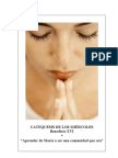 23.  Aprender de María a ser una comunidad que ora - Benedicto-XVI