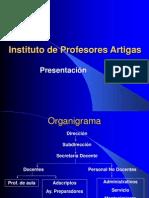 Presentación IPA 2010