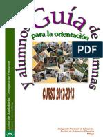 Guia Orientacion de Alumnos 12_13