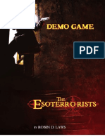 Esoterrorists Demo