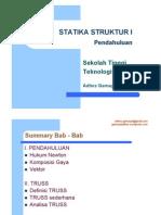 Statika Struktur Intro