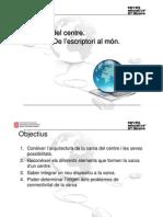 PresentacioLaXarxaDeCentreDeLEscriptoriAlMon