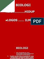 Kuliah Dasar Biologi