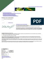 Introdução a banco de dados Android _ Android Brasil Projetos