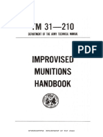 Improvised Munitions Handbook