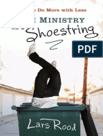 Youth Ministry on a Shoestring