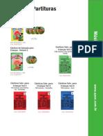 Catalogo Web Hinarios e Partituras