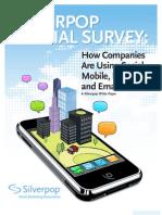 Silverpop Mocial Survey WP