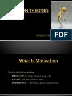 Motivation Theory