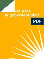 Libro Experiencia Rosario, Politicas Para La Gobernabilidad[1]