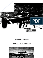 Maadi-Griffin 50 Cal. Rifle Plans