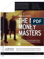 Money Masters Workbook - Frank Kern
