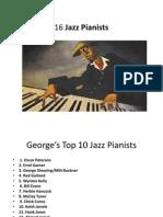 Jazz History 16 A