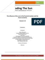 Trading the Sun