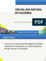 Regulacion Del Gas Natural - Ltcc