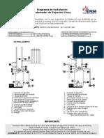 Diagrama Cinsa Deposito Boiler