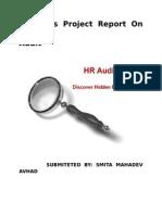 Project Hr Audit