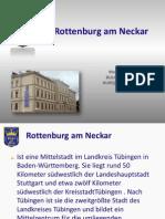 Rotten Burg Am Neckar