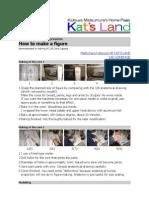 Matsumura Katsuya Presents How to Make a Figure