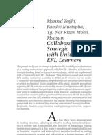Collaborative Strategic Reading EFL College (Zoghi)