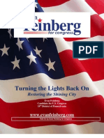 Feinberg Economic Plan