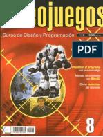 fascículo08 curso de diseño y programaciòn de videojuegos