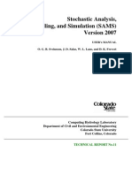 SAMS2007 User Manual