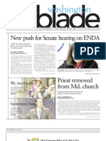WashingtonBlade.com Volume 43, Number 11, March 16, 2012