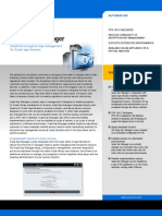 Scalar Key Manager Appliance Data Sheet