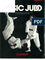 Basic Judo - e g Bartlett