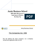 A Company Law