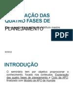 QUATRO FASES de Trabalho Da Faculade.jackson02699