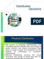 31727867 Distribution Decisions